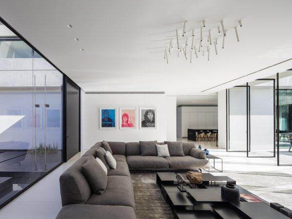 iluminat arhitectural living corpuri iluminat interior Juncos Flos