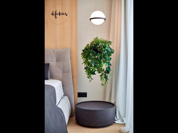 design iluminat dormitor