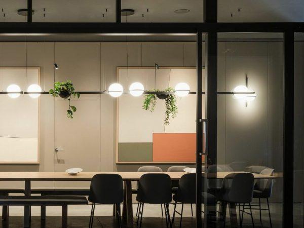 design iluminat modern lampi suspendate vibia