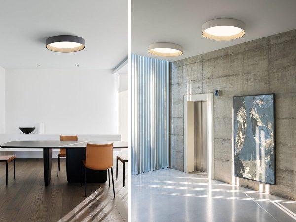 design minimalist corpuri iluminat