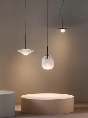 lampi-suspendate-sticla-vibia-tempo