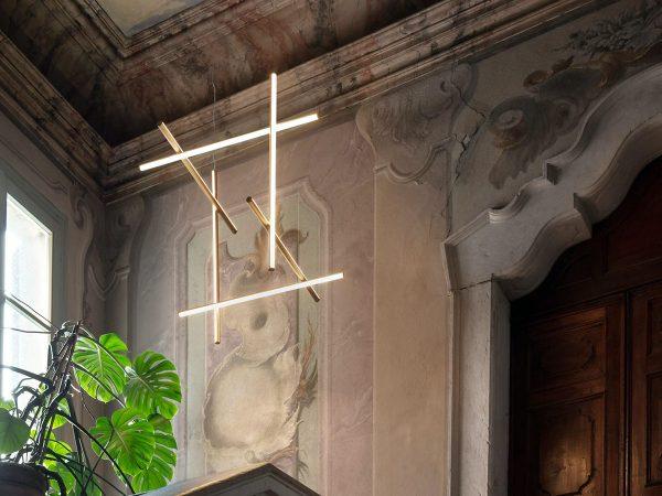 design clasic modern iluminat Flos